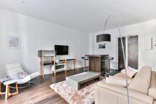 Luckey Homes- Rue Béranger : Apartment near Paris 3e Arrondissement
