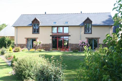 Les chambres de La Fontaine : Bed and Breakfast near La Chapelle-Thouarault