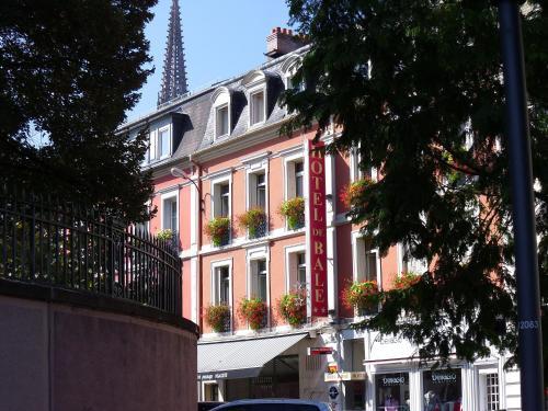Hôtel De Bale : Hotel near Mulhouse