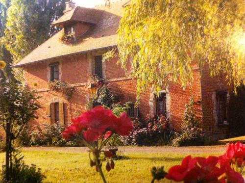La Ferme Des Vignes : Bed and Breakfast near Saint-Ouen-du-Mesnil-Oger