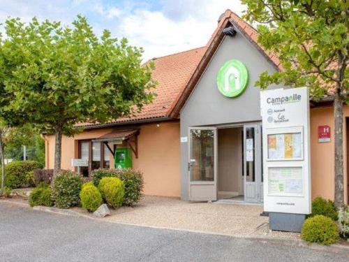 Campanile Millau : Hotel near Compeyre