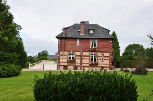 Lapommeraie : Guest accommodation near Tourville-en-Auge