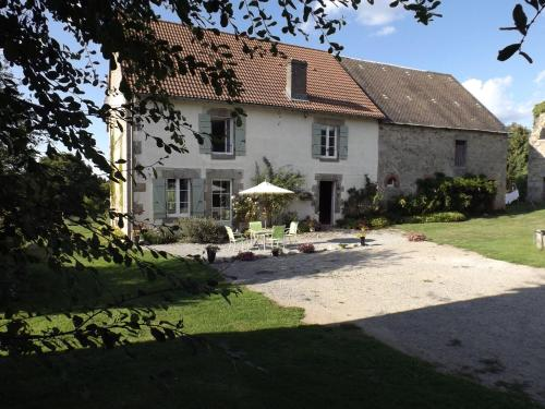 B&B Les Eaux de la Petite Fontaine : Bed and Breakfast near Parnac