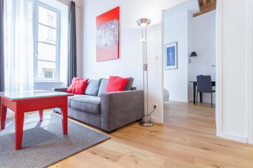 Appart Coeur de Lyon - Hotel de Ville - Opéra : Apartment near Lyon 1er Arrondissement