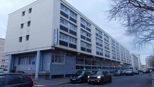 Hôtel Les Gens De Mer Le Havre by Popinns : Hotel near Le Havre