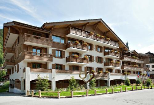 Au Coeur du Village : Hotel near La Clusaz