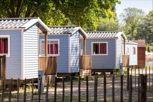 Camping Paris-Est : Guest accommodation near Joinville-le-Pont
