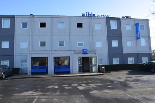 Ibis Budget Villeneuve Le Roi : Hotel near Paray-Vieille-Poste