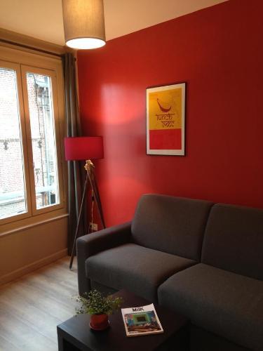 Appartement Su Elzu : Apartment near La Rivière-Saint-Sauveur