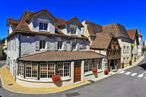 Logis La Vieille Auberge : Hotel near Souillac