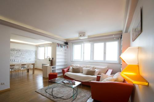 Grand appartement familial Clichy : Apartment near Levallois-Perret