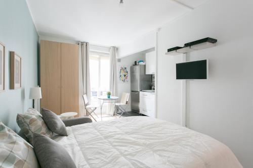 Joli studio à paris : Apartment near Clichy