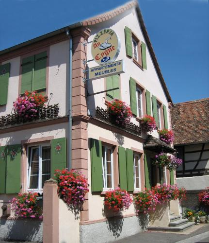Au Cygne : Apartment near Offendorf