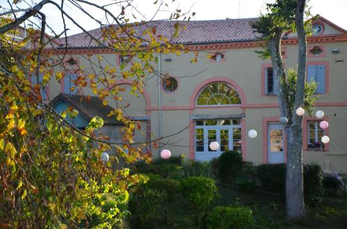 B&B Parc Waechter : Bed and Breakfast near Saint-Paul-de-Loubressac