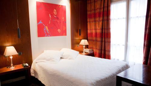 Beausejour Ranelagh : Hotel near Paris 16e Arrondissement