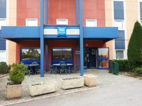 Ibis Budget Besançon Ouest : Hotel near Busy