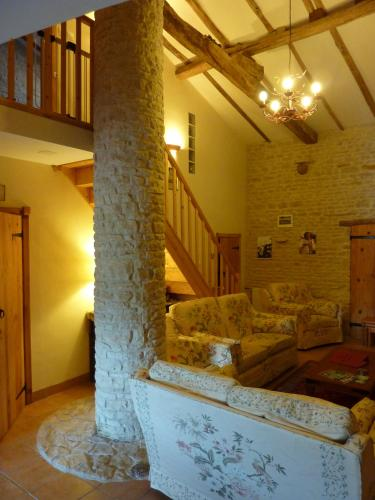 La Pommeraie : Guest accommodation near Saint-Julien-de-l'Escap