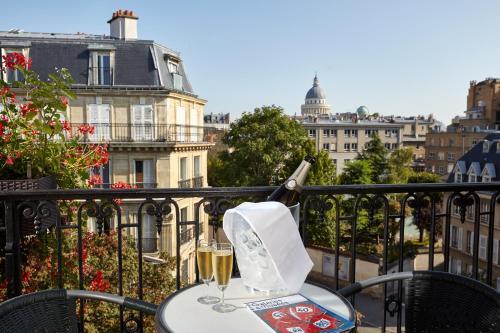 Relais Saint Jacques : Hotel near Paris 5e Arrondissement