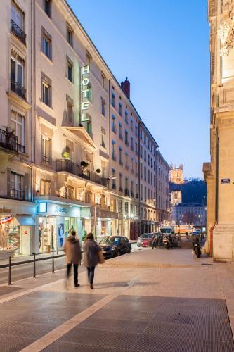 Hôtel Des Artistes : Hotel near Lyon 2e Arrondissement