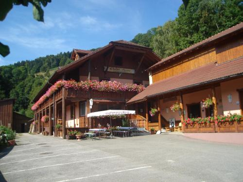 Chalet Pierre : Guest accommodation near Sainte-Marie-aux-Mines