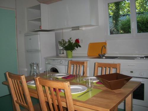 L'Aquarelle du Limousin - Camping : Guest accommodation near Gartempe