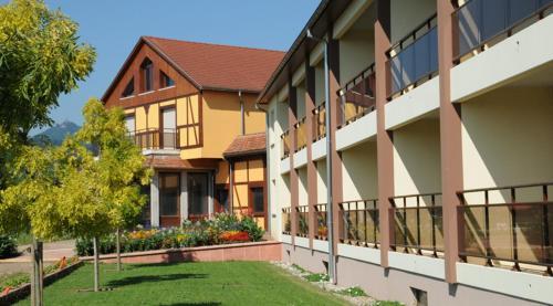 Hotel Cigoland : Hotel near Heidolsheim