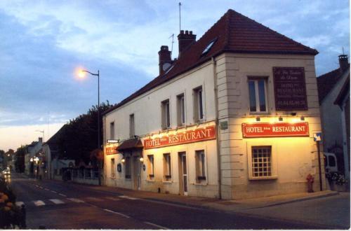 Hôtel A La Grâce De Dieu : Hotel near Grisy-Suisnes