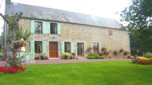 Le Rocher B&B : Bed and Breakfast near Messei