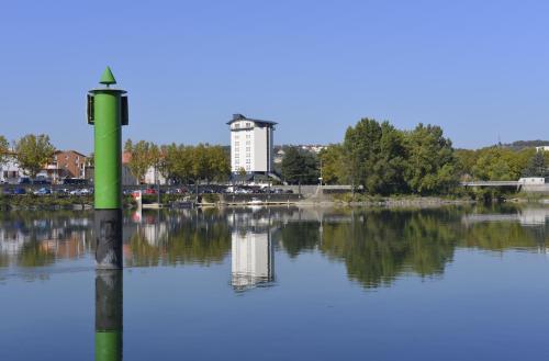 Kyriad Hotel Lyon Givors : Hotel near Grigny