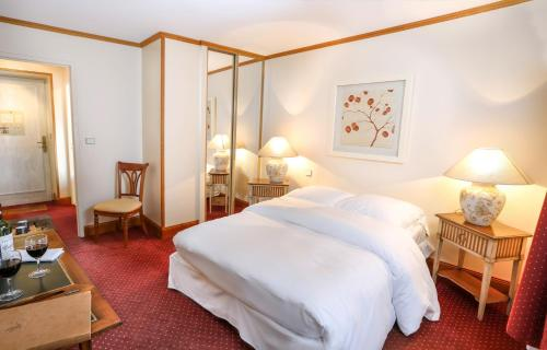 Domaine Et Golf De Vaugouard : Hotel near La Madeleine-sur-Loing