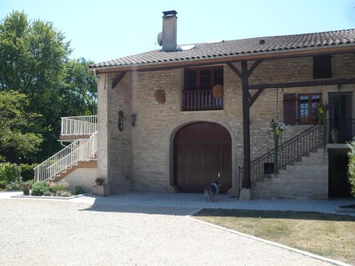 Maison Souriau : Guest accommodation near Treffort-Cuisiat