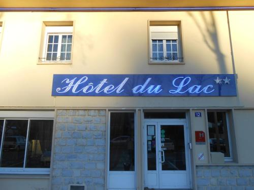 Hotel Du Lac : Hotel near Entrages