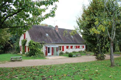 La Brissauderie : Bed and Breakfast near La Celle-sur-Loire