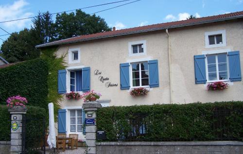 Chambres d'hôtes Les Quatre Saisons : Bed and Breakfast near Cendrecourt