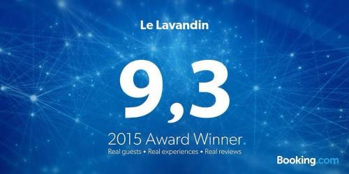 Le Lavandin : Bed and Breakfast near Pacy-sur-Eure