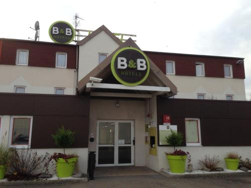 B&B Hôtel STRASBOURG Sud Ostwald : Hotel near Duppigheim