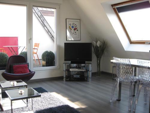 Cigognes Apartment- Home Solen : Apartment near Schiltigheim