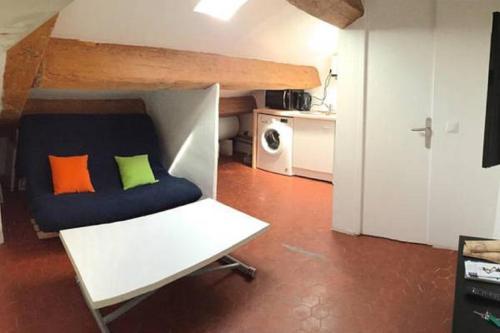 Appartement sous les toits Marseille Centre : Apartment near Marseille 4e Arrondissement