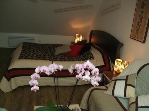 La Maison de Sylvie : Bed and Breakfast near Carneville
