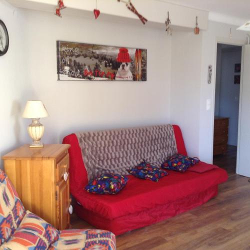 Appartement Le Trebens : Apartment near Font-Romeu-Odeillo-Via