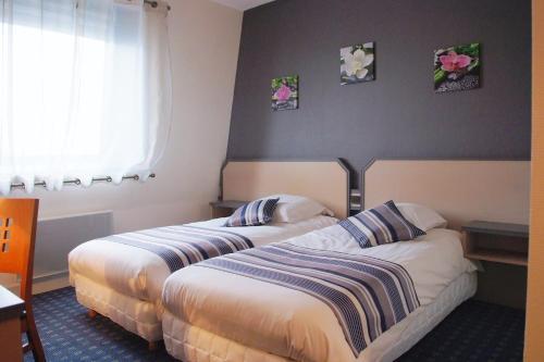 Hotel Restaurant l'Amandois : Hotel near Vesdun