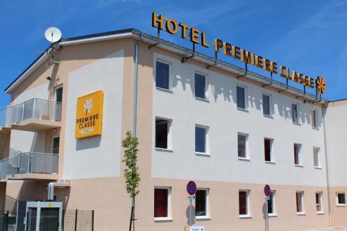Première Classe Bourg-en-Bresse - Montagnat - Ainterexpo : Hotel near Lent