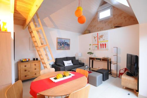 L'annexe holiday Home : Guest accommodation near Louannec