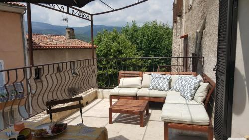 Provence Medieval Hideaway : Apartment near Tourrettes