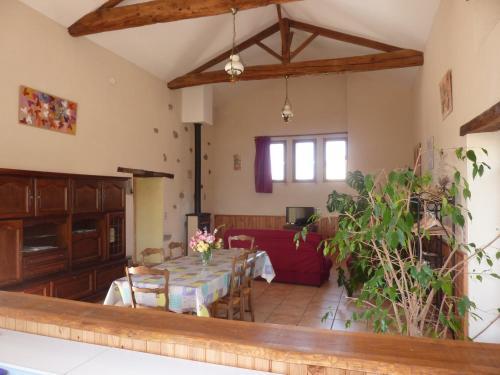 Gîte de l'Ivronnière : Guest accommodation near Clessé