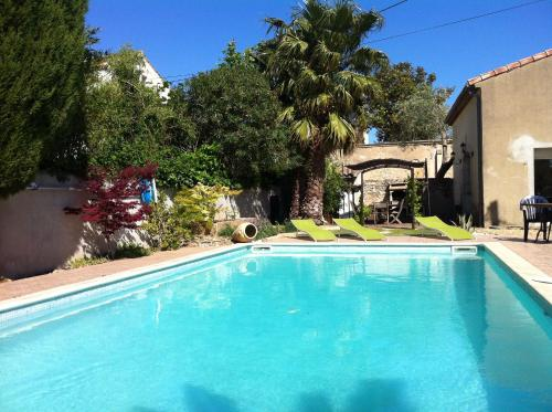 L'Olivier : Bed and Breakfast near Ouveillan