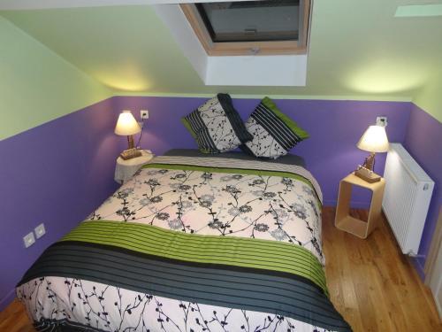Chez Jpzen Nowicki : Bed and Breakfast near Keskastel