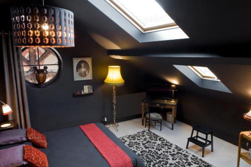 La Maison De Bon Aloi : Bed and Breakfast near Saint-Genis-Laval