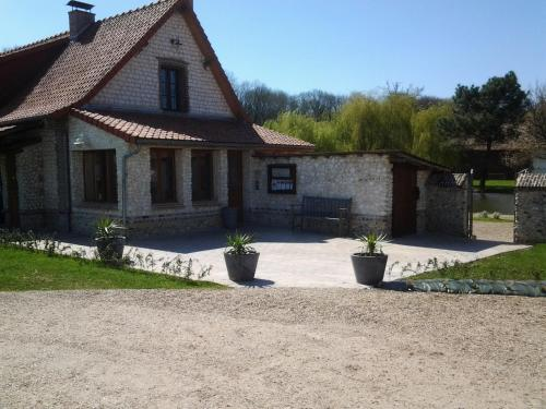 Domaine de Collen : Bed and Breakfast near Airon-Saint-Vaast
