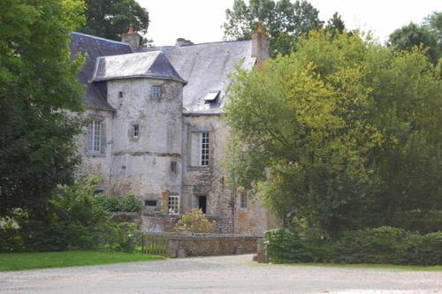 Manoir de Rouessé : Guest accommodation near Saint-Berthevin